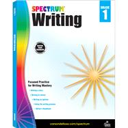 Spectrum Writing, Grade 1 by Spectrum, 9781483811963