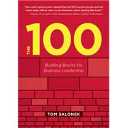 The 100 Building Blocks for Business Leadership by Salonek, Tom, 9781572841963