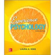 Loose Leaf Experience Psychology by King, Laura, 9780077861964