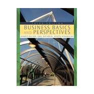 Business Basics & Perspectives by Rachdi, Ahmed; Khamalah, Joseph; Rathbun, Gail A., 9781465291967