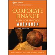 Corporate Finance Workbook A Practical Approach by Clayman, Michelle R.; Fridson, Martin S.; Troughton, George H., 9781118111970