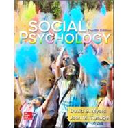 Loose-leaf for Social Psychology by Myers, David; Twenge, Jean, 9780077861971