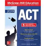 McGraw-Hill ACT 2019 edition by Dulan, Steven, 9781260121971