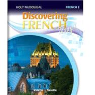 Discovering French Today Student Edition Level 2 by Unknown, 9780547871974