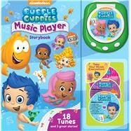Bubble Guppies Music Player Storybook by Nick Jr., 9780794431976