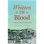 Written in Blood by Tunstall, Graydon A., 9780253021977