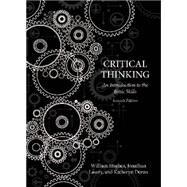 Critical Thinking by Hughes, William; Lavery, Jonathan; Doran, Katheryn, 9781554811977