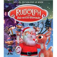 Rudolph the Red-Nosed Reindeer Pop-Up Book by Marsoli, Lisa; Finch, Keith Andrew, 9781626861978