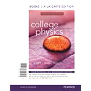 College Physics A Strategic Approach Technology Update, Books a la Carte Plus MasteringPhysics with Pearson eText -- Access Card Package by Knight, Randall D., (Professor Emeritus); Jones, Brian; Field, Stuart, 9780134201979