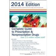 Complete Guide to Prescription & Nonprescription Drugs 2014 by Griffith, H. Winter, 9781594631979