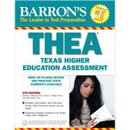 Barron's THEA: Texas Higher Education Assessment by McCune, Sharon, 9780764141980