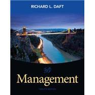 Management by Daft, Richard L., 9781285861982