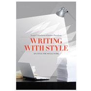 Writing with Style APA Style for Social Work by Szuchman, Lenore T.; Thomlison, Barbara, 9780840031983