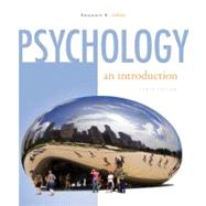 Psychology : An Introduction by Lahey, Benjamin, 9780073531984