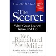 The Secret by BLANCHARD, KENMILLER, MARK, 9781626561984