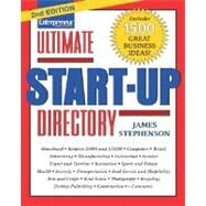 Ultimate Start-Up Directory by Stephenson, James, 9781932531985