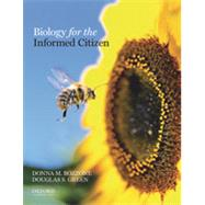 Bilogy for the Informed Citizen with Physiology Study Guide by Gilman, Sharon, 9780195381986