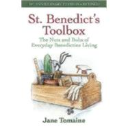 St. Benedict's Toolbox by Tomaine, Jane, 9780819231987