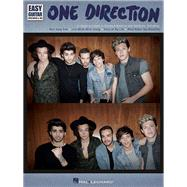 One Direction: Easy Guitar With Tab by One Direction, 9781495001987