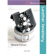 Leather Jewellery by Colman, Natalia, 9781782211990