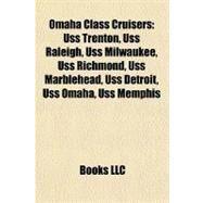 Omaha Class Cruisers by , 9781155911991