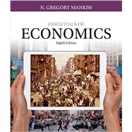 Essentials of Economics by Mankiw, N. Gregory, 9781337091992