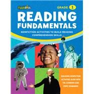 Reading Fundamentals: Grade 1 Nonfiction Activities to Build Reading Comprehension Skills by Weintraub, Aileen, 9781411471993
