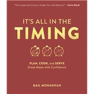It's All in the Timing Plan, Cook, and Serve Great Meals with Confidence by Monaghan, Gail, 9781572841994