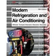 Modern Refrigeration and Air Conditioning by Althouse, Andrew D.; Turnquist, Carl H.; Bracciano, Alfred F.; Bracciano, Daniel C.; Bracciano, Gloria M., 9781619601994