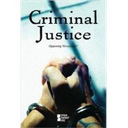 Criminal Justice by Haugen, David M., 9780737741995
