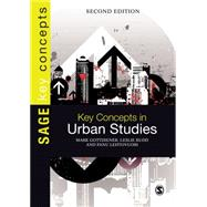 Key Concepts in Urban Studies by Gottdiener, Mark; Budd, Leslie; Lehtovuori, Panu, 9781849201995