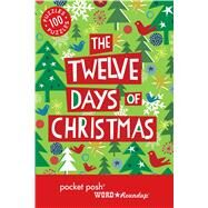 Pocket Posh Christmas Word Roundup 4 100 Puzzles The Twelve Days of Christmas by The Puzzle Society, 9781449451998