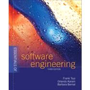 Essentials of Software Engineering by Tsui, Frank; Karam, Orlando; Bernal, Barbara, 9781449691998