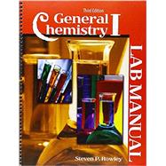 General Chemistry I by Rowley, Steven P., 9781465281999