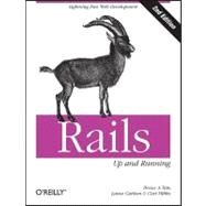 Rails by Tate, Bruce, 9780596522001