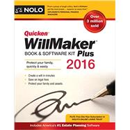 Quicken Willmaker Plus 2016 by Hannibal, Betsy Simmons, 9781413322002