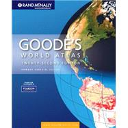 Goode's World Atlas by Rand McNally, 9780321652003