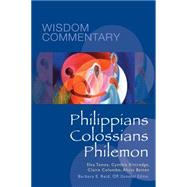 Philippians, Colossians, Philemon by Támez, Elsa; Kittredge, Cynthia Briggs; Colombo, Claire Miller; Batten, Alicia J., 9780814682005