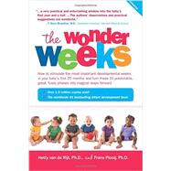 The Wonder Weeks by Van De Rijt, Hetta, Ph.d.; Sonderegger, S., 9789491882005
