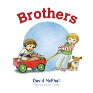 Brothers by McPhail, David, 9780544302006