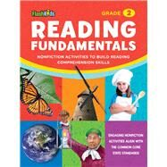 Reading Fundamentals: Grade 2 Nonfiction Activities to Build Reading Comprehension Skills by Schader Lee, Susan, 9781411472006