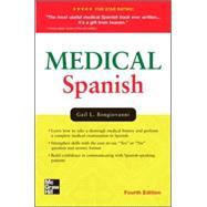 Medical Spanish, Fourth Edition by Bongiovanni, Gail, 9780071442008