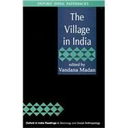 The Village In India by Madan, Vandana, 9780195672008