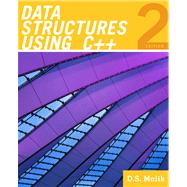 Data Structures Using C++ by Malik,D. S., 9780324782011