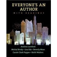 Everyone's an Author with Readings by LUNSFORD,ANDREA, 9780393912012