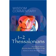1-2 Thessalonians by Gillman, Florence Morgan; Beavis, Mary Ann; Kim-cragg, Hyeran, 9780814682012