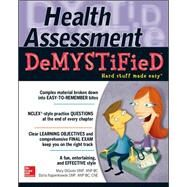 Health Assessment Demystified by Digiulio, Mary; Napierkowski, Daria, 9780071772013
