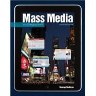 Mass Media in a Changing World by Rodman, George, 9780073512013