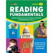 Reading Fundamentals: Grade 3 Nonfiction Activities to Build Reading Comprehension Skills by Furgang, Kathy, 9781411472013