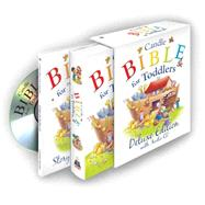 Candle Bible for Toddlers by David, Juliet; Prole, Helen, 9781781282014